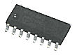 Dual Transmitter/Receiver RS-232, SOIC16, MAX202ECSE