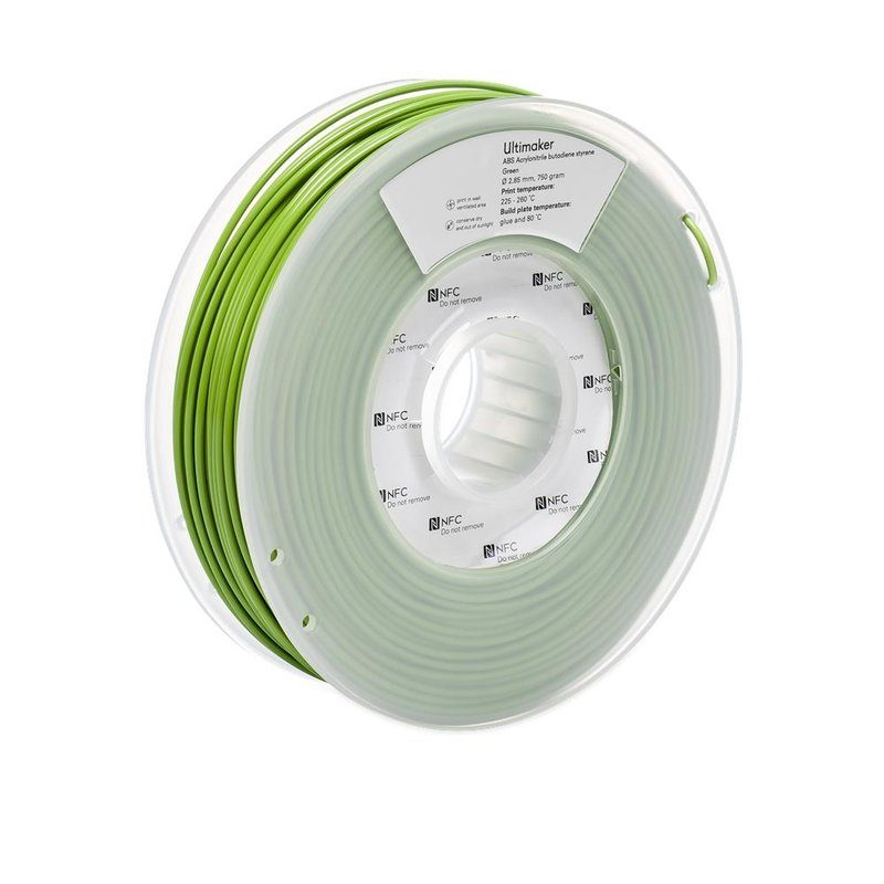 Ultimaker ABS, Farbe: Green